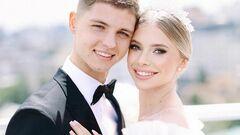 «Наша казка!» Савіна показала фото з весілля з Бондарем