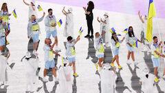 На российском ТВ не показали выход сборной Украины на церемонии открытия ОИ