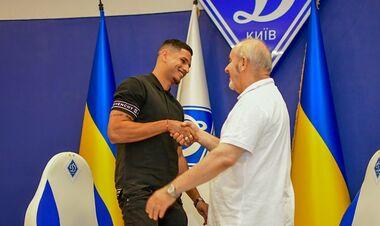 ВІДЕО. Новачок Динамо Рамірес попрощався з колишнім клубом