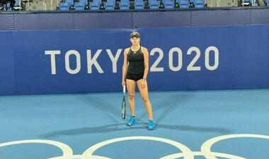 Ястремська програла дебютний матч на Олімпіаді в Токіо