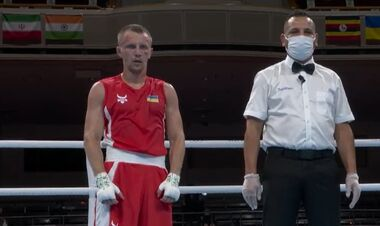 Николай Буценко уступил в первом бою Олимпийских игр