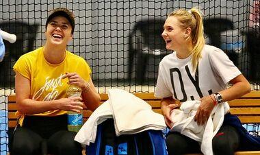 Свитолина и Ястремская проиграли парный матч на Олимпийских играх