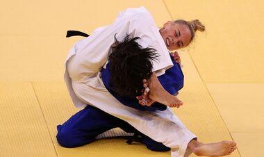 Билодид принесла Украине первую медаль Олимпиад в женском дзюдо