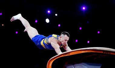 Спортивная гимнастика. Радивилов не сумел пробиться в финалы