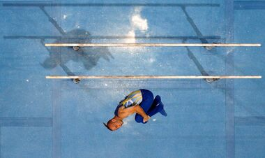 Спортивная гимнастика. Сборная Украины вышла в финал многоборья