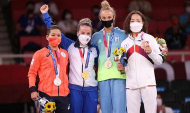 Україна із бронзою. Медальний залік після першого дня Олімпіади 2020