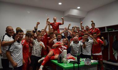Вторая лига. Мункач в дебютном матче в профессионалах одолел Чернигов