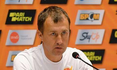 Сергей ЛАВРИНЕНКО: «Шахтер 70 минут крепко нас полоскал»