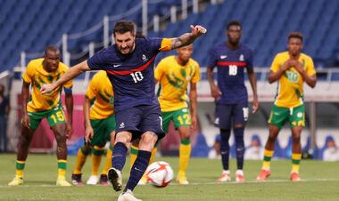 Франция и ЮАР забили 7 голов на двоих, Бразилия сыграла вничью