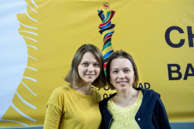 Анна Музычук вышла в четвертьфинал Кубка мира по шахматам в Сочи