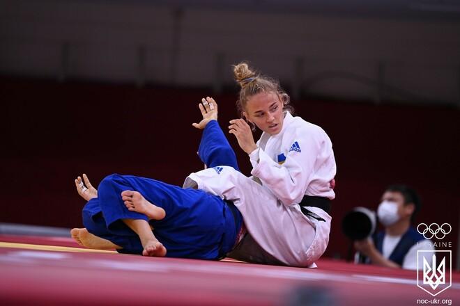 Билодид уступает в тяжелом полуфинале Олимпиады