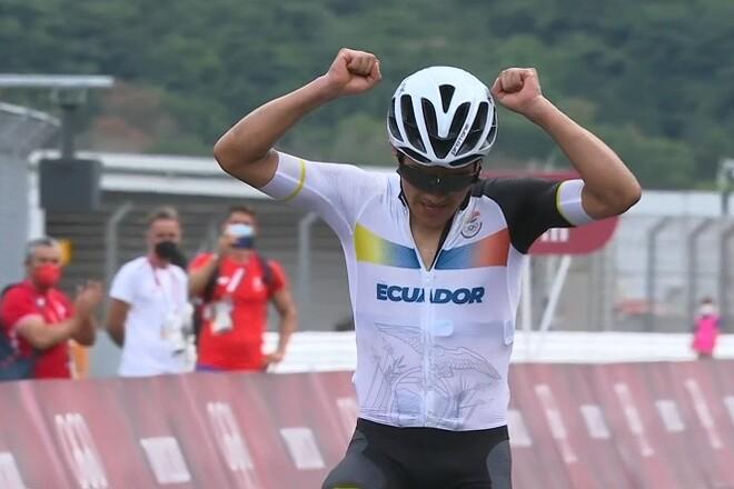 Еквадор завоював друге золото Олімпіад в своїй історії