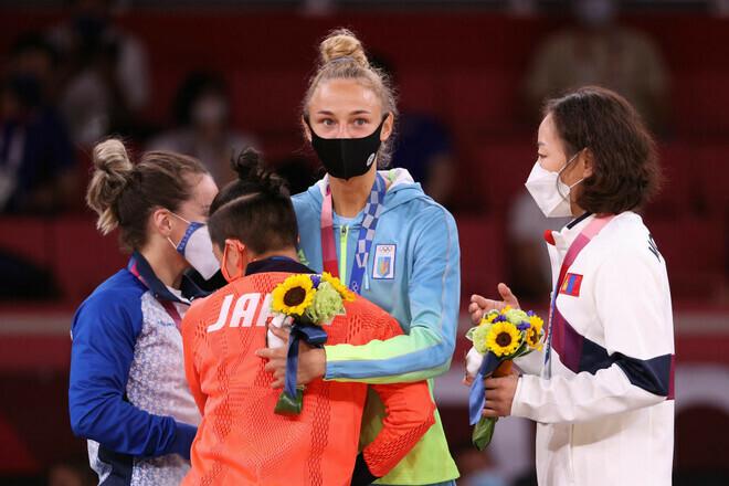 Первая медаль Украины на Олимпиаде, победы Шахтера и Беринчика