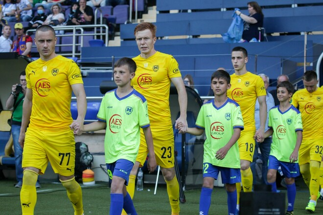 Где смотреть онлайн матч чемпионата Украины Металлист 1925 – Рух
