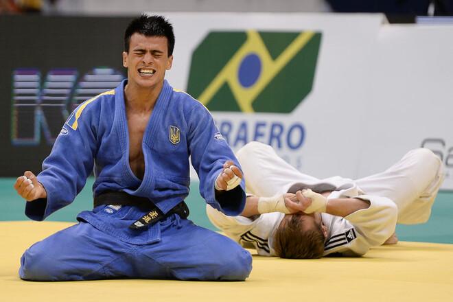 Зантарая вышел в 1/8 финала Олимпиады