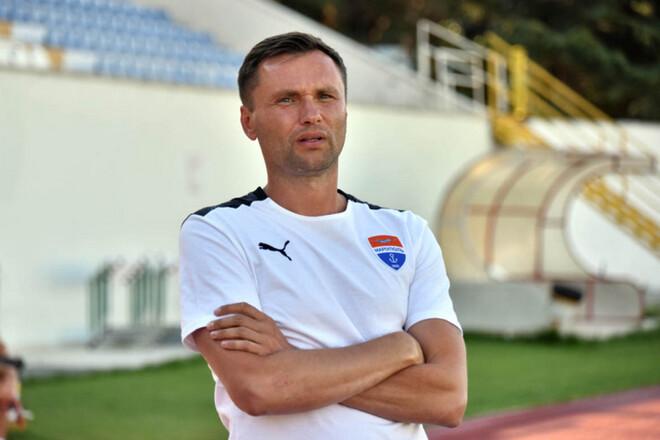 Остап МАРКЕВИЧ: «Эрнест — самый опасный футболист в составе Львова»