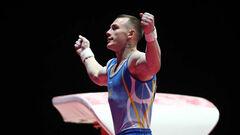 Радивилов претендует на выход в финал в опорном прыжке и на кольцах