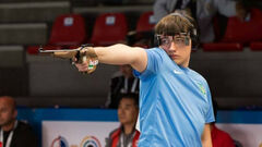 Коростильов вийшов до фіналу Олімпіади у змаганнях зі стрільби з пістолета