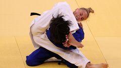 Білодід принесла Україні першу медаль Олімпіад в жіночому дзюдо