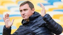 Андрей ВОРОБЕЙ: «Украинский футбол движется в правильном направлении»