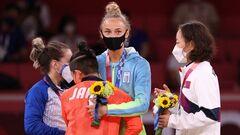 ФОТО. Як Білодід завоювала бронзу Олімпіади