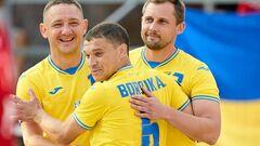 Збірна України здобула другу перемогу на Кубку незалежності