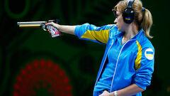 Без медалі. Олена Костевич посіла четверте місце у фіналі стрільби з 10 м