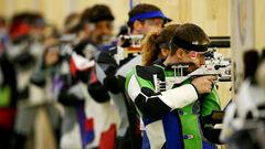 Українці не вийшли до фіналу Олімпіади у стрільбі з гвинтівки