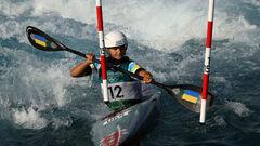 Украинка пробилась в полуфинал Олимпиады по гребному слалому