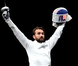 Обидчик Рейзлина стал олимпийским чемпионом