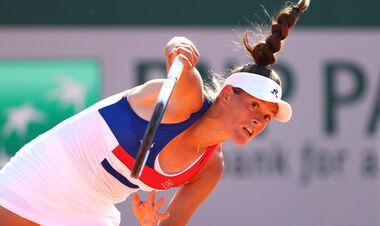 Определилась победительница турнира ITF в Киеве