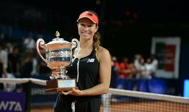 Даниэль Коллинс выиграла первый титул WTA в карьере