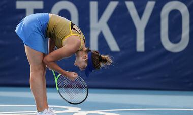 Свитолина одержала волевую победу над Томлянович на Олимпийских играх