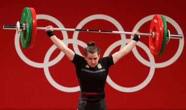 Тяжелая атлетика. Юная Камила Конотоп заняла 5-е место