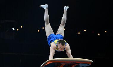 Спортивная гимнастика. Украина заняла 7 место в командном многоборье