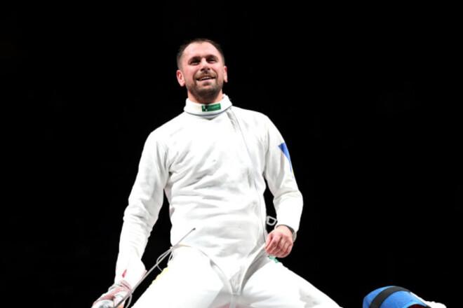 Есть медаль! Игорь Рейзлин выиграл бронзу Олимпиады в фехтовании