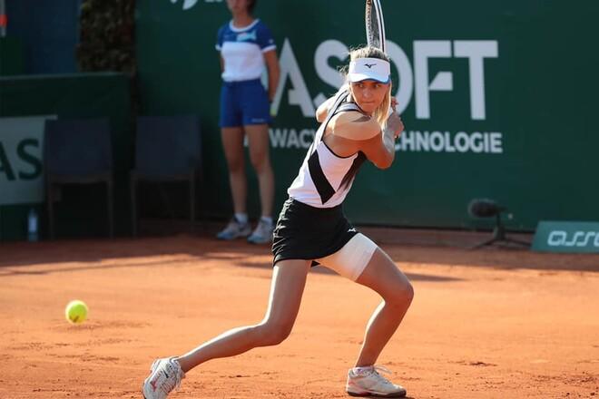 Экс-украинка Заневская выиграла дебютный титул WTA