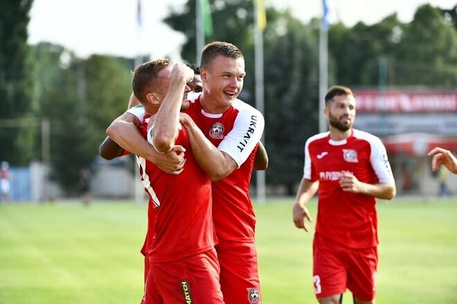 Первая лига. Кривбасс начал путь к УПЛ с победы над обновленным Олимпиком