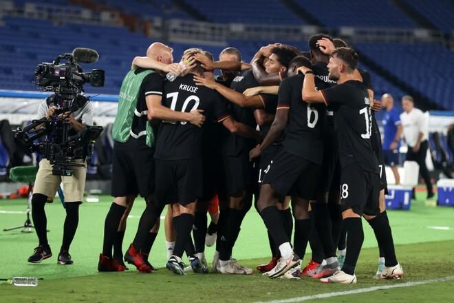 Германия - Кот-д'Ивуар. Прогноз и анонс на матч Олимпийских игр