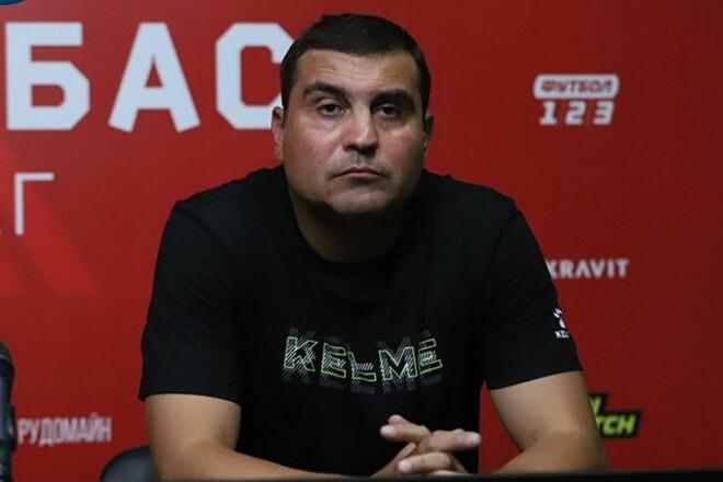 Сергей ЛИТОВЧЕНКО: «У нас практически не было времени на подготовку»
