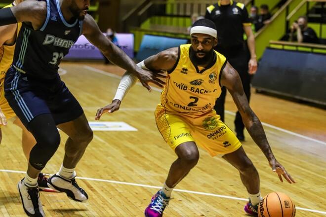 Киев-Баскет и Днепр выступят в Кубке Европы ФИБА