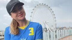 СВИТОЛИНА: «Моя теннисная карьера будет связана только с одной фамилией»