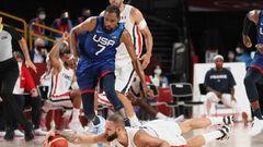 Баскетбольный турнир Олимпиады-2020: расписание, анонсы и результаты