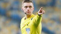 Украинец Копиевский будет судить матч Лиги Конференций