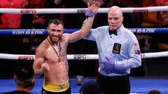 Ну, Лопес, постривай. Василь Ломаченко став лідером рейтингу WBO