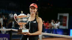 Даніель Коллінс виграла перший титул WTA в кар'єрі