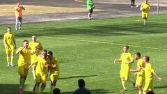 Нива Тернопіль – Полісся – 1:0. Відео голів та огляд матчу