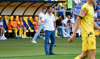 Валерий Кривенцов признан лучшим тренером 1-го тура УПЛ