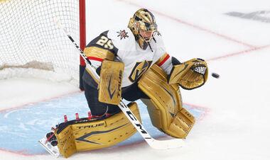 Лучший вратарь сезона НХЛ. Вегас обменял Флери в Чикаго