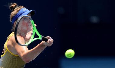 Историческая победа. Украинская теннисистка впервые сыграет в 1/2 финала ОИ
